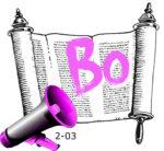 2-03 Bo hetiszakasz felolvasva