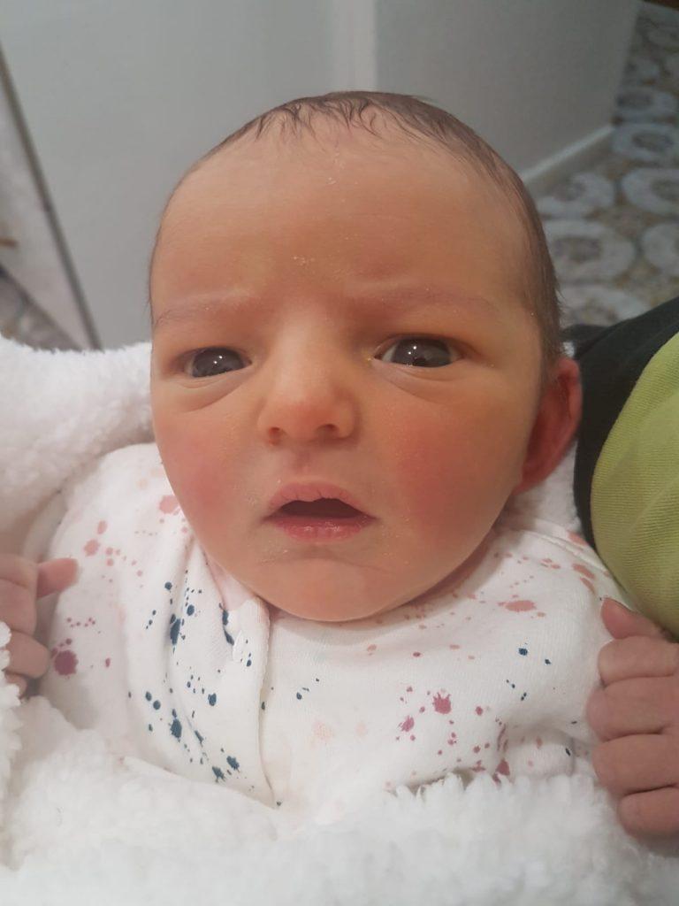 Chaya Mushkah, negyedik Oberlander unoka