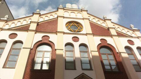 Debrecen Pásti utcai zsinagóga