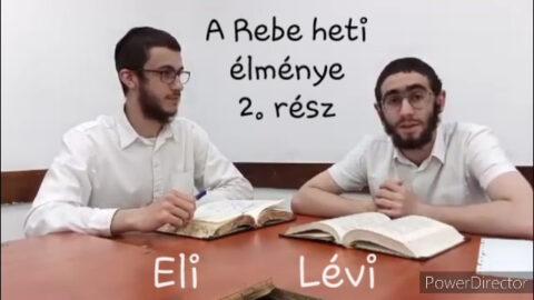Lévi & Eli, második rész