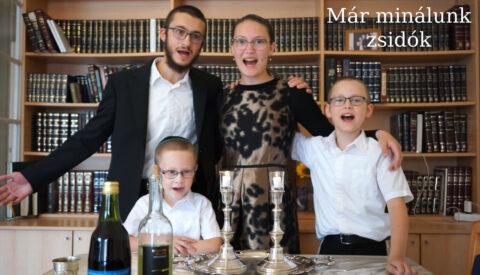 Már minálunk zsidók - népdal zsidó átirata