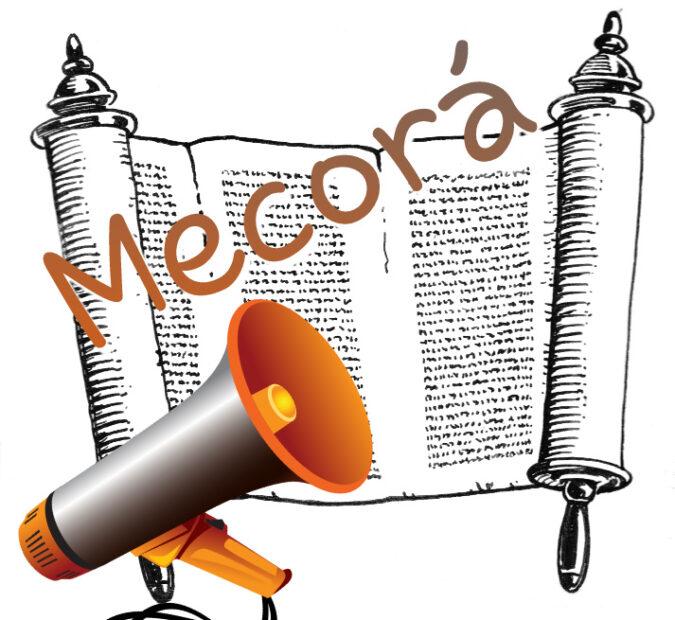 Mecora hetiszakasz magyarul hangosan audió felolvasva
