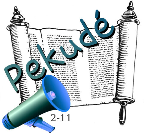 Pekudé hetiszakasz felolvasva magyarul