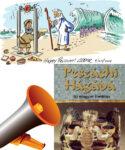 Pészach hasznos tudnivalók, Hágádá felolvasva