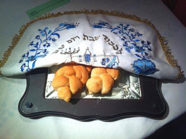 Shabbat ebéd
