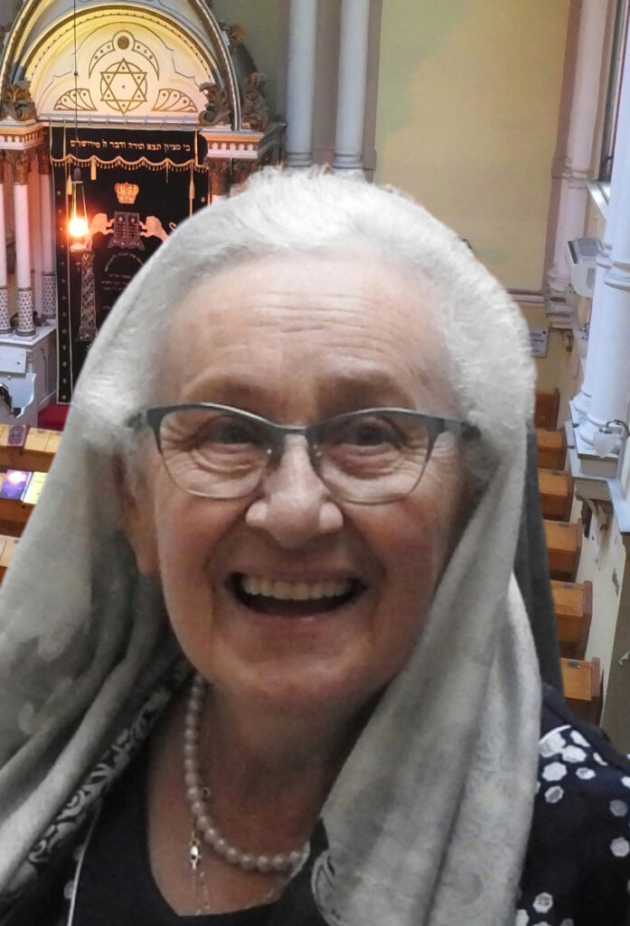 Szabó Zsuzsa mama
