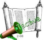 Tecáve hetiszakasz felolvasva magyarul (Tamas-Haim)