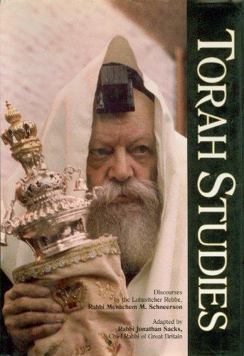 Torah Studies, egy köny: a Rebbe tanítási