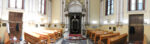 Panoráma Vasvári zsinagóga belső felújítás előtt