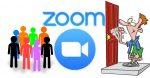 Zoom előadás, takarító, oktatás védelme