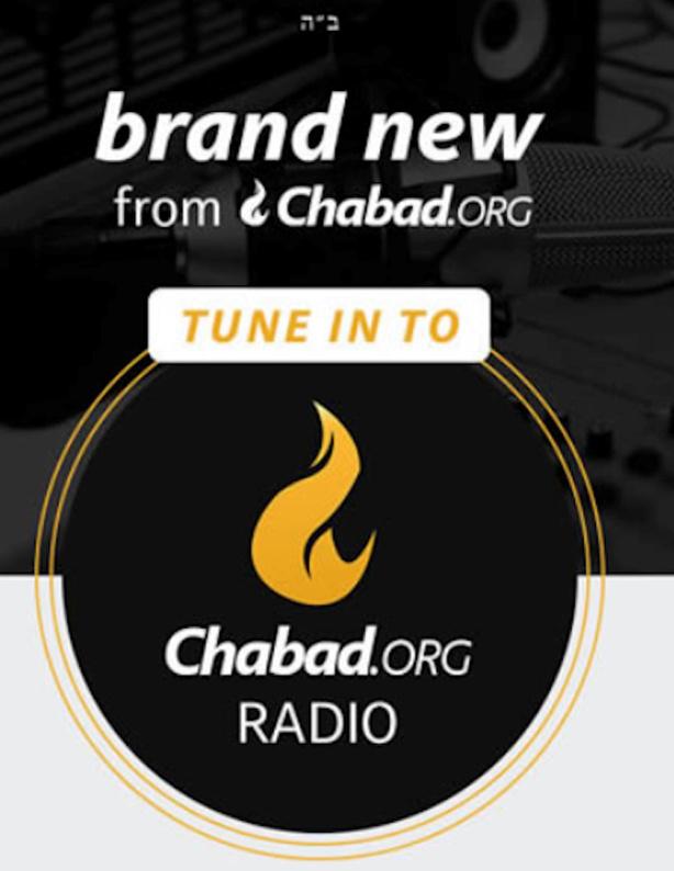 zsidó zene, chabad.or Rádió