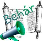 Behár hetiszakasza felolvasva magyarul audió