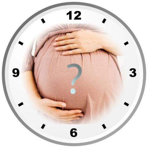 Mikor születik a gyerek?