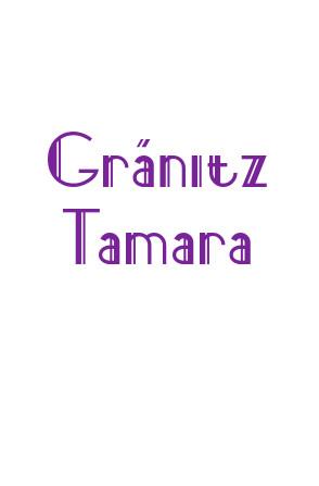 Gránitz Tamara, Vájérá (1-04)