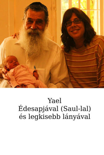 Yael Herzog (Saul lánya), Bámidbár (4-01)