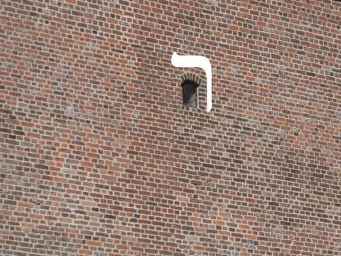 Rés van a falon