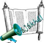 Vájákhél hetiszakasz felolvasva magyarul és Héberül
